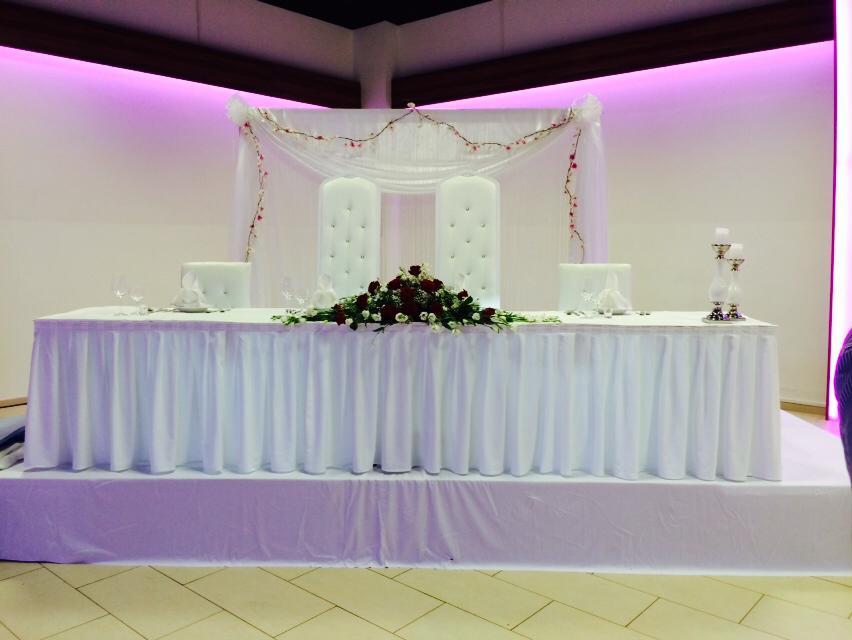 ea-Brauttisch