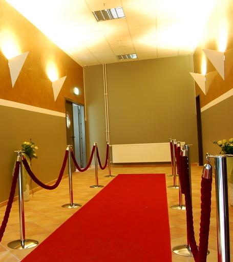 Event Arena Remscheid Empfang