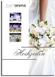 Event Arena Broschüre Hochzeiten im PDF-Format