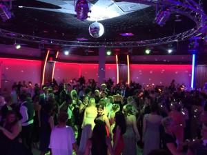 Feier und Tanz in der Event Arena, Remscheid