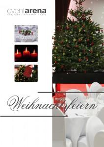 PDF-Broschüre: Weihnachtsfeiern in der Event Arena