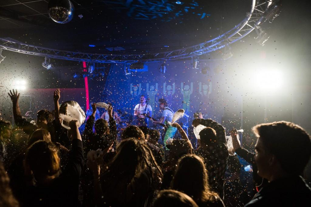 Event Arena: Rockfestival