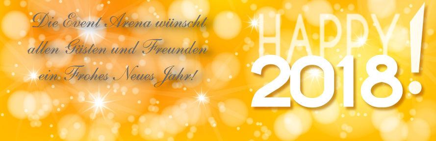 Ein Frohes Neues Jahr 2018!